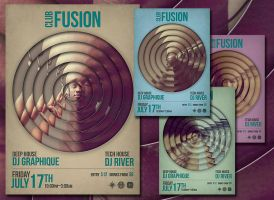 ImPression Flyer by RedEffect7