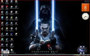 The Force Unleashed 2 Desktop by BenJJedi