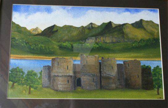 Beaumaris-Castle2 by Gemima001