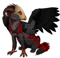 Pet Site Art--Gryphon by Skygryphon