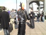 Deathstroke by Sherlockmysteries
