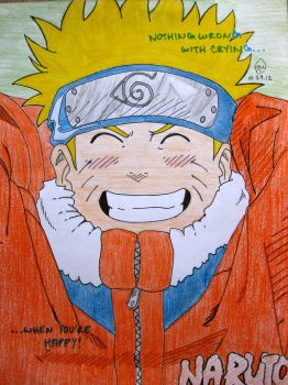 Naruto Happy Tears by wonderwhat46