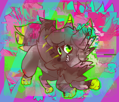 WOAH COLORS???? ? by ScarfFetish