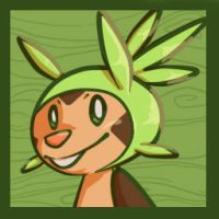 Chespin by Cheese-is-tasty