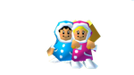 New Smash 64 Ice Climbers by PowerpointSmasher
