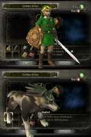 (Wolf)Link Texture hack (that's all) by The--Grimreaper