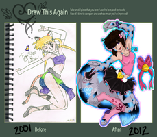 Draw It Again by Galaxys-Most-Wanted