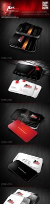 Business Cards Concepts by illuphotomax