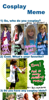 Oh hey a cosplay meme by Gwiffen
