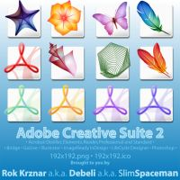 Adobe Creative Suite 2 by SLiMspaceman