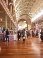 Melbourne Exhibition Building 5 by LuchareStock