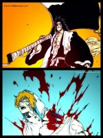 Bleach 578 - The Undead Five by Kurinto-W
