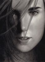 Jennifer Connelly by Blackthourn