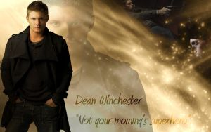 Supernatural Dean Wallpaper by Neal2k