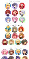 Fanart: Tales of Buttons by arcanium