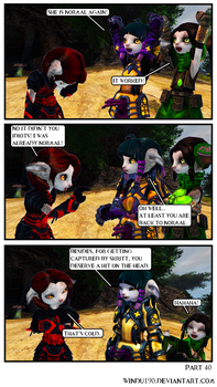 A Skritty Situation 40 (Guild Wars 2 comic) by windu190