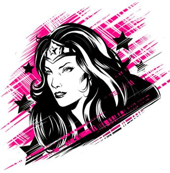 Morning of practice Wonder Woman by maanhouse
