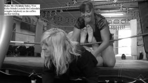 Scenes from Tickle Wrestling History - Winter 1982 by RL1895