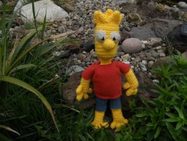 Bart Simpsons by Twinsmanns