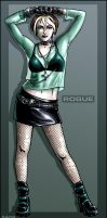 Rogue Evolution by Candra
