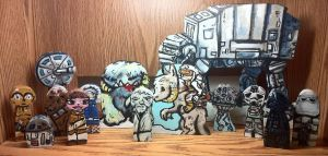 Hoth collection by kettleart