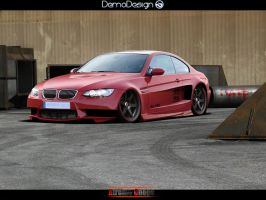 Bmw M3 Coupe by DemoDesign