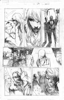 Black widow fear it self pg2 by Peter-v-Nguyen