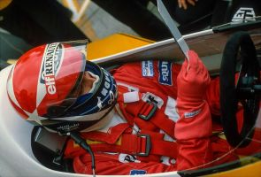 Eddie Cheever (Germany 1983) by F1-history