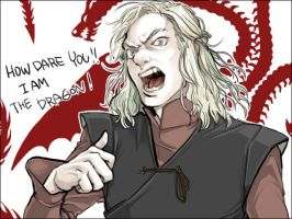 Game of Thrones - Viserys by MiDooMoo