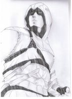 Assassins Creed Altair by q-Snak3-p