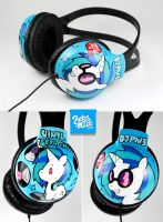 PON3 Headphones by Bobsmade