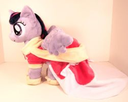 Princess Twilight Sparkle by The-Night-Craft