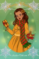 Holiday Oriana by goldfairie