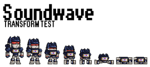 Soundwave Transform test by RandomDC3