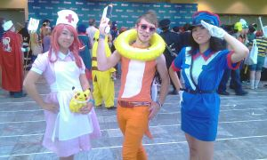 Otakon 2011: Pokemon by Y0-Mama