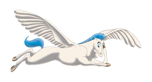 Pegasus the Flying Horse