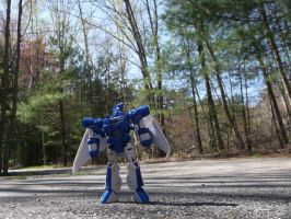 Scourge the transformer has a adventure by forever-at-peace