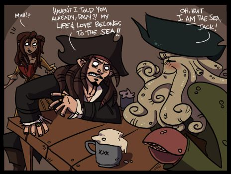 PotC: A shipper gone wrong by hanime87