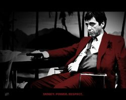 Scarface. by ghostbone