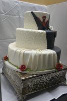 Wedding cake 196 by ninny85310