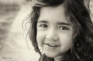 Romani - The Little Gypsy Girl by HelenaMim