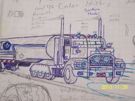 Auto sketches waste land tankr by coonk9