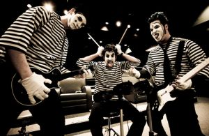 Making of the Rock Band MIMES by TristanNYC