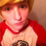Dave Strider Cosplay by Fricking-Nope