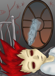 Colored - Sleeping Lodger by Chiyosen