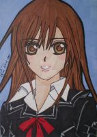 Yuki Cross ACEO card by LadyNin-Chan