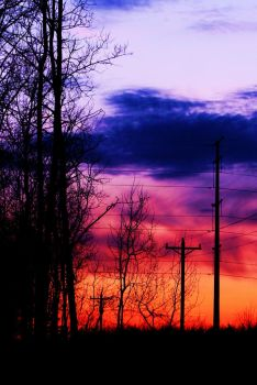 Colorful Sunset by music-lover-37