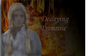 Decaying Primrose by 4thElementGraphics
