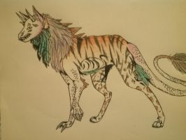 SinVoo Adoptable {CLOSED} by ArtisticMusicWolves