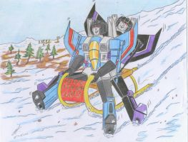 seekers g1 happy new year 2013 by ailgara